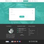tranzformacia webdizajn login