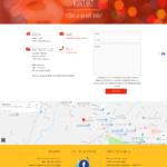 oz free time webdizajn kontakt
