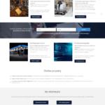 webdizajn Gruber Finance projekty